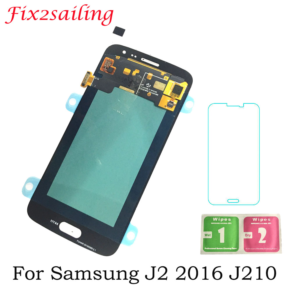 For Samsung Galaxy J2 2016 J210 J210F J210Y J210M J210FN LCD Display Touch Screen Digitizer for Samsung J2 2016 Screen AmoledFor Samsung Galaxy J2 2016 J210 J210F J210Y J210M J210FN LCD Display Touch Screen Digitizer for Samsung J2 2016 Screen Amoled