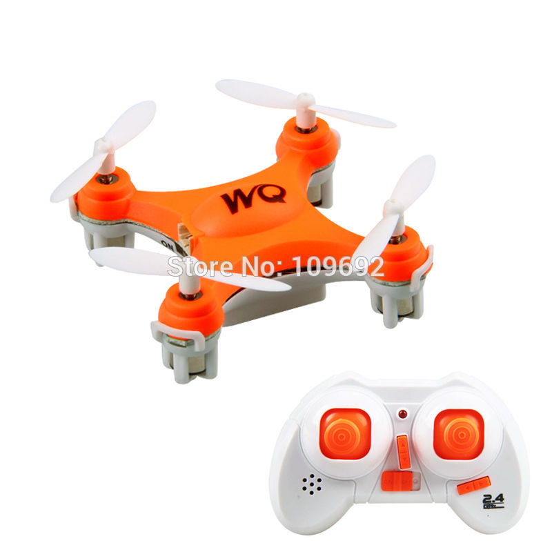 KAINISI WQ 100 quadcopter mini 2 4G RC pocket drone remote control Helicopter kids toys VS