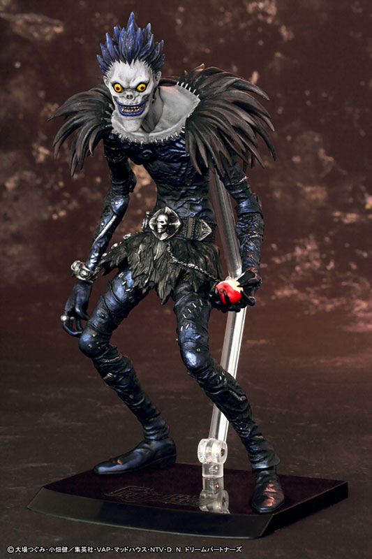 Death Note Figutto 009 Ryuk PVC Action Figure Collectible Model Toy