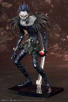 Figutto Anime Death Note Character Ryuk & Yagami Light BJD Figma Action Figures Toys