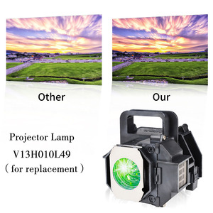 Image 2 - HAPPYBATE ELPLP49/V13H010L49 Compatible Lamp with Housing for EH TW3200 EH TW3500 EH TW3600 EH TW3800 EH TW4000 TW4400 TW4500