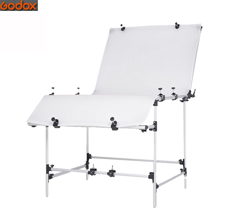 Tabletop shooting photo studio accessories 100cm x 200cm Photography Studio Photo Shooting Table camera desk meking photographic studio photo table shooting tables with plexi cover 1m 2m background shooting board