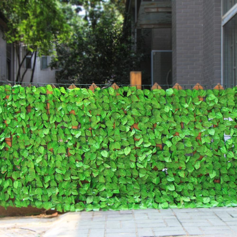 1 mt X 3 mt künstliche grüne hecke pflanze gefälschte Kunststoff