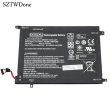 SZTWDone DO02XL Laptop Battery for HP Pavilion x2 10 tablet Detach 10-N100 10-N121TU 10-N122TU HSTNN-LB6Y TPN-I121 TPN-I122(China)