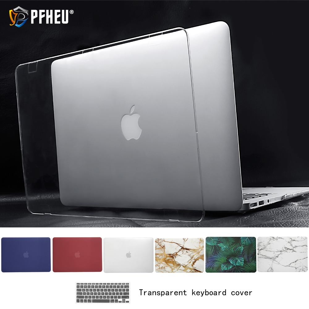 PFHEU New Laptop Case For Apple macbook Air Pro Retina 11 12...
