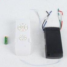 Universal Ceiling Fan Lamp Remote Control Kit 110-240V Timin