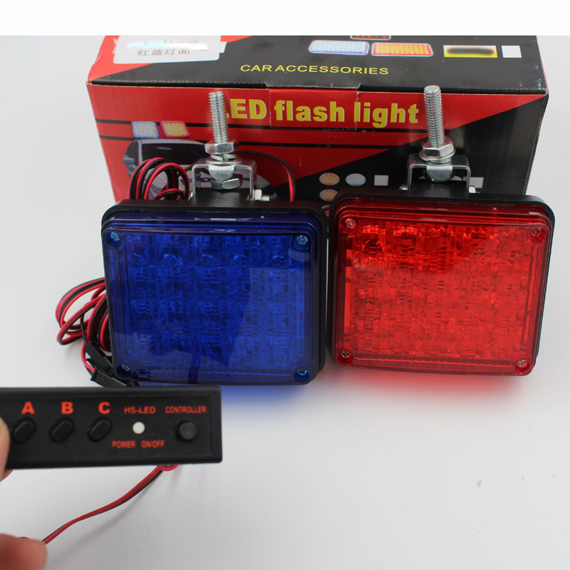 12v 24v Motorcycle Driving Light Drl Warning Flasher Running Fog Lamp Car Strobe Truck Emergency Beacon Hazard Caution Lights Be Shrewd In Money Matters