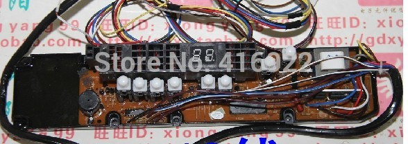 Free shipping 100% tested for washing machine board XQB55-522 KPB55-522 NCXQ-522 HNK-250 XQB5522 Computer board on sale free shipping 100% tested washing machine board for haier pc board program 50 66gm xqb50 66g xqb50 i xqb52 38 xqb55 a on sale