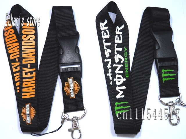 FREE SHIPPING Men's Motorcycles Lanyard  Lots Mobile neck strap for boys