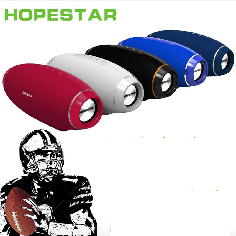HOPESTAR H20 Waterproof Bluetooth Speaker Wireless Stereo Subwoofer Super Bass Speakers Music Player with Power Bank Loudspeaker fashion nfc bluetooth speaker outdoor wireless usb waterproof stereo loudspeakers super bass speakers musics play for phone