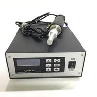 40 кГц ультразвуковой Ручной сварщик для пластиковой сборки 300 Вт портативный ультразвуковой сварщик цена