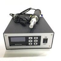 40 khz ultraschall hand schweißer für kunststoff montage 300 watt handheld ultraschall schweißer preis-in Ultraschall-Reiniger-Teile aus Haushaltsgeräte bei