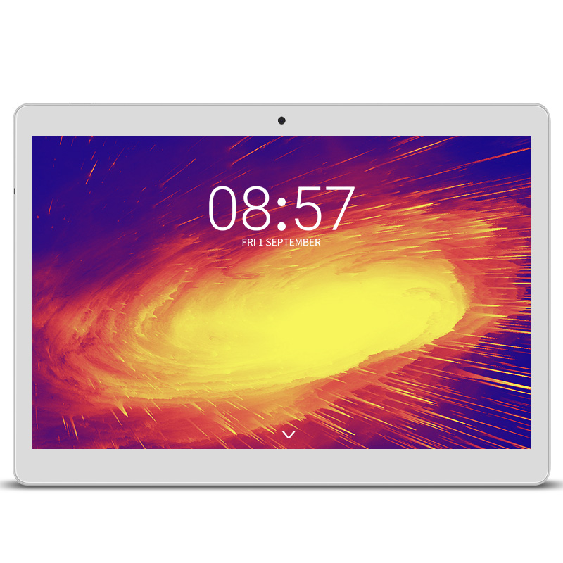 ALLDOCUBE M5 pous Tablet PC 10.1 1600 2560 * 4G Telefòn Rele Tablet PC MTK6797 X20 deka nwayo android 8.0 4GB 64GB RAM ROM