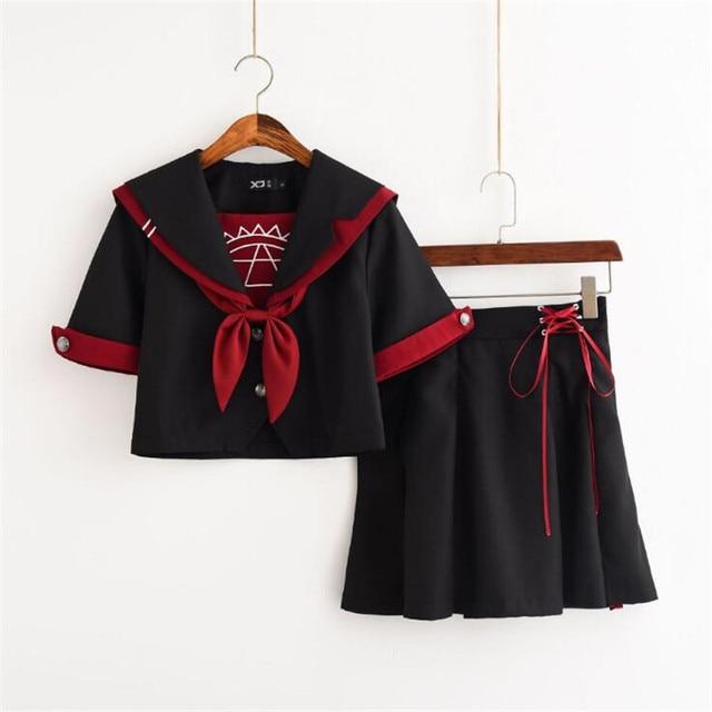 Японская школьная форма модель 4 4