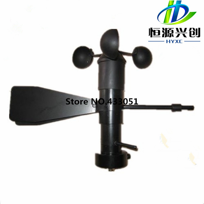 Wind speed and direction sensor One-piece wind speed and direction sensor 4-20 ma current signal output meteorological voltage signal wind direction sensor signal 0 5v wind transmitter anemometer meteorological monitoring