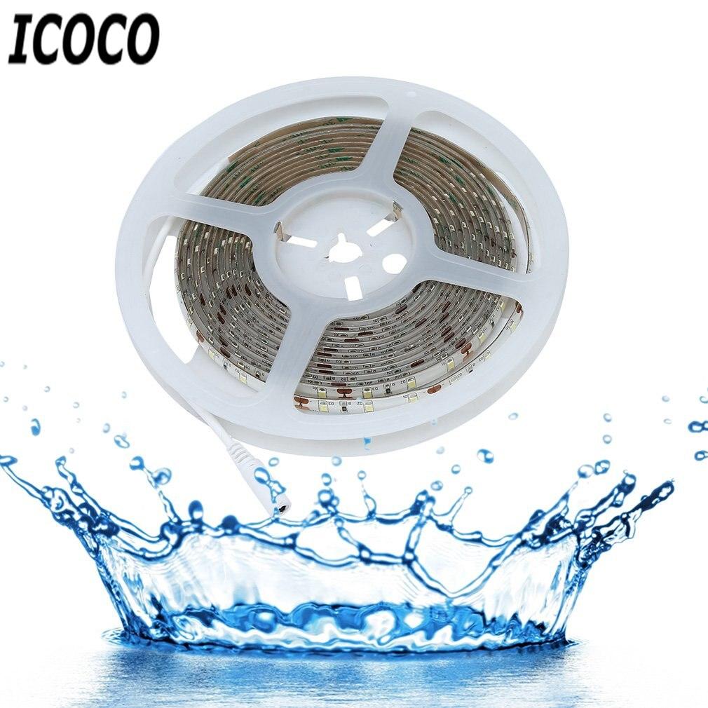 ICOCO 1 unids Impermeable IP66 3m 1.5A / 5m 2A Interruptor de tira de - Iluminación LED