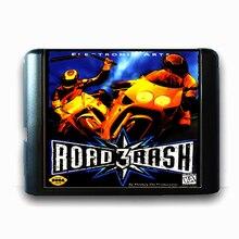 Road Rash 3 de 16 bits da Sega MD Cartão de Jogo para o Mega Drive para Genesis NTSC