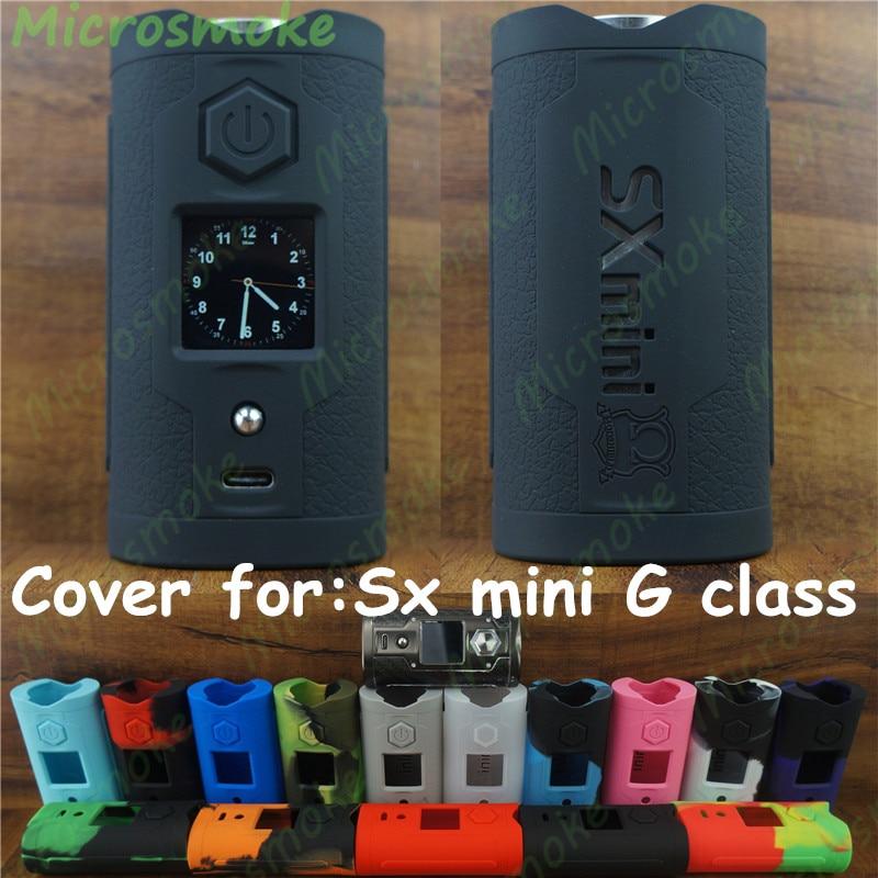 2pcs Sx Mini G Class Silicone Case Rubber Skin Cover Wrap