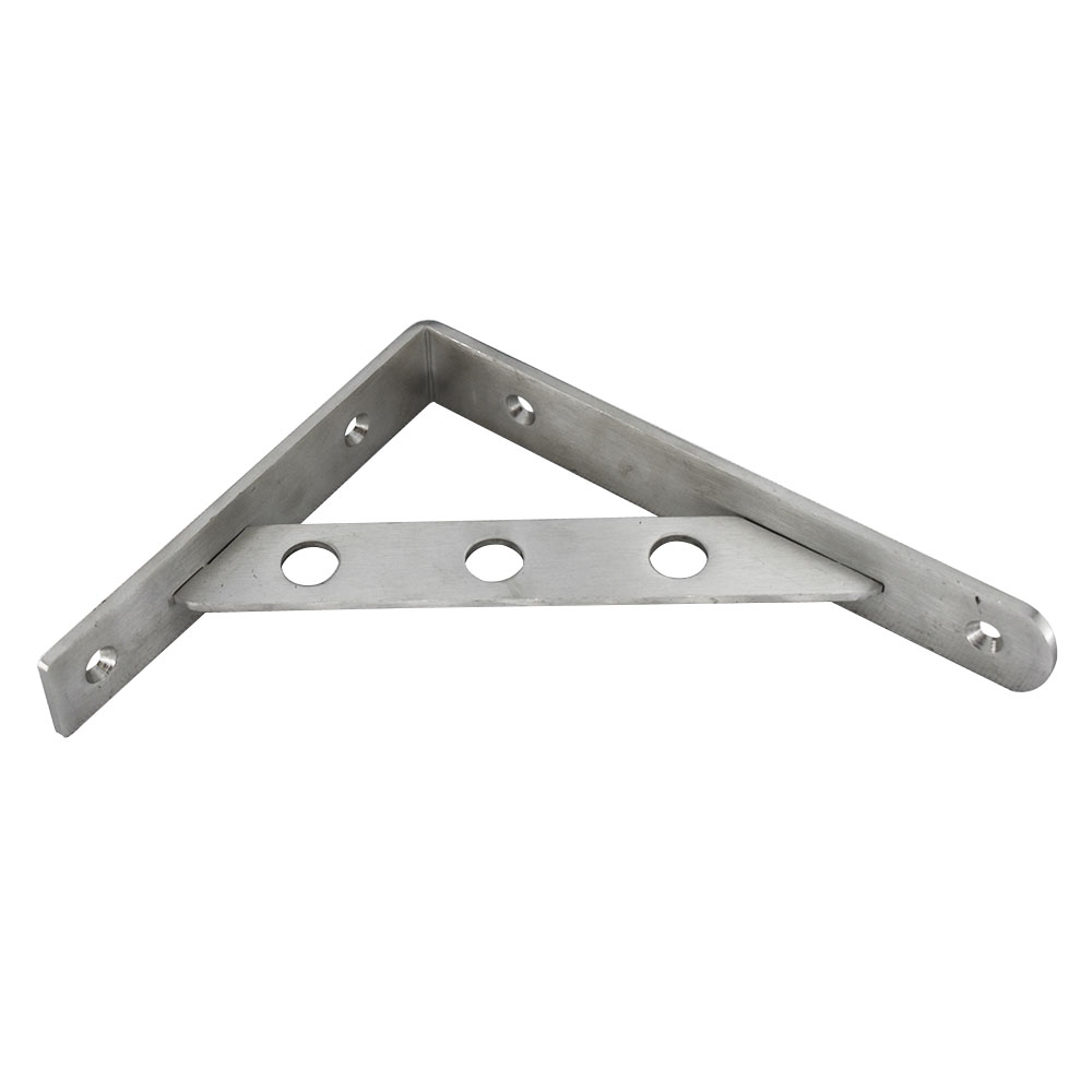 18 Inch 450x250mm Stainless Steel Triangle Shelf Bracket 18 Wall Mounted Heavy Bearing Support Furniture Brackets багажник wuling hongguang