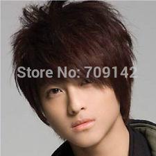 Мужские коричневые волосы