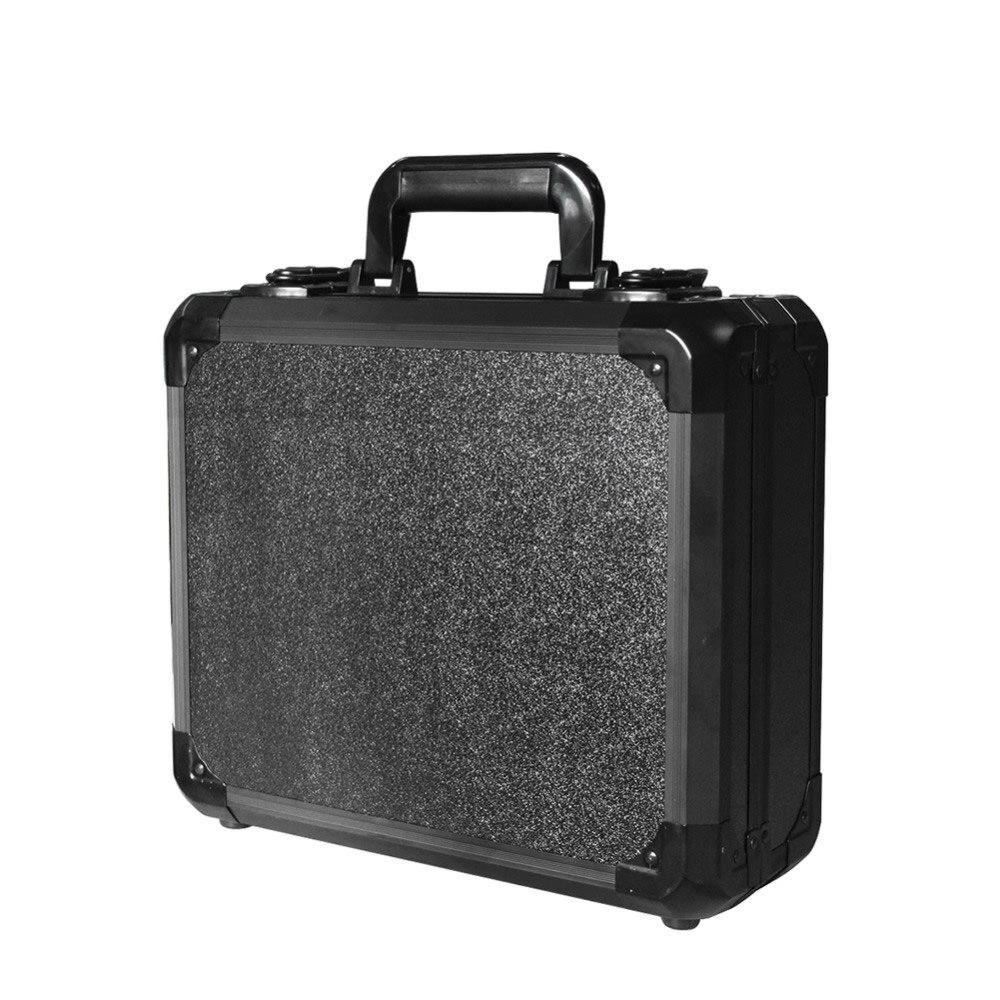 RCYAGO DJI Mavic Pro Black Case Portable Aluminum Case Box Mavic Pro Bag Hard Shell Tool