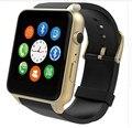 Mambaman 2016 smart watch gt88 con pantalla táctil cámara tf tarjeta Bluetooth smartwatch para Android y IOS Teléfono PK U8 DZ09 GT08