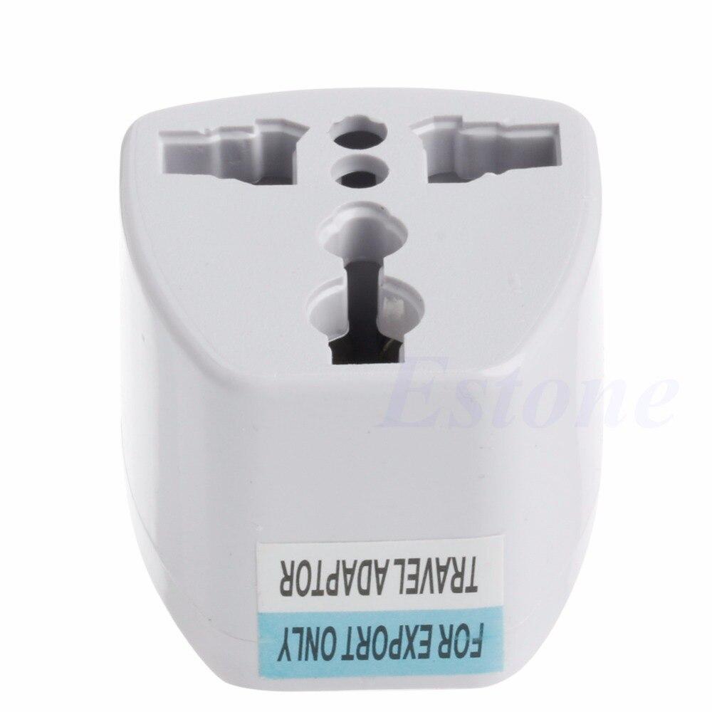 10 Stks Uk Us Eu Universele Au Australië Plug Ac Power Adapter Travel Converter Rijden Met Een Brullende Handel