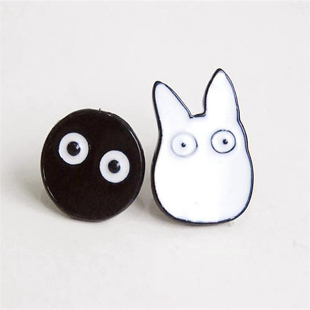 My Neighbor Totoro Stud Earrings