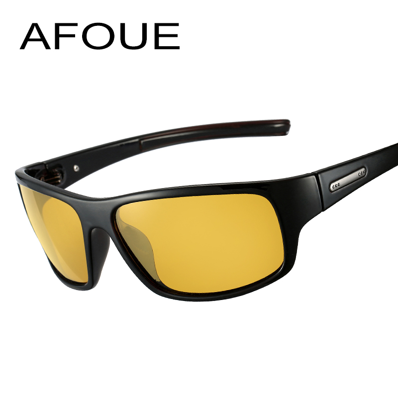 AFOUE Sunglasses Men Polarized Driving Glasses