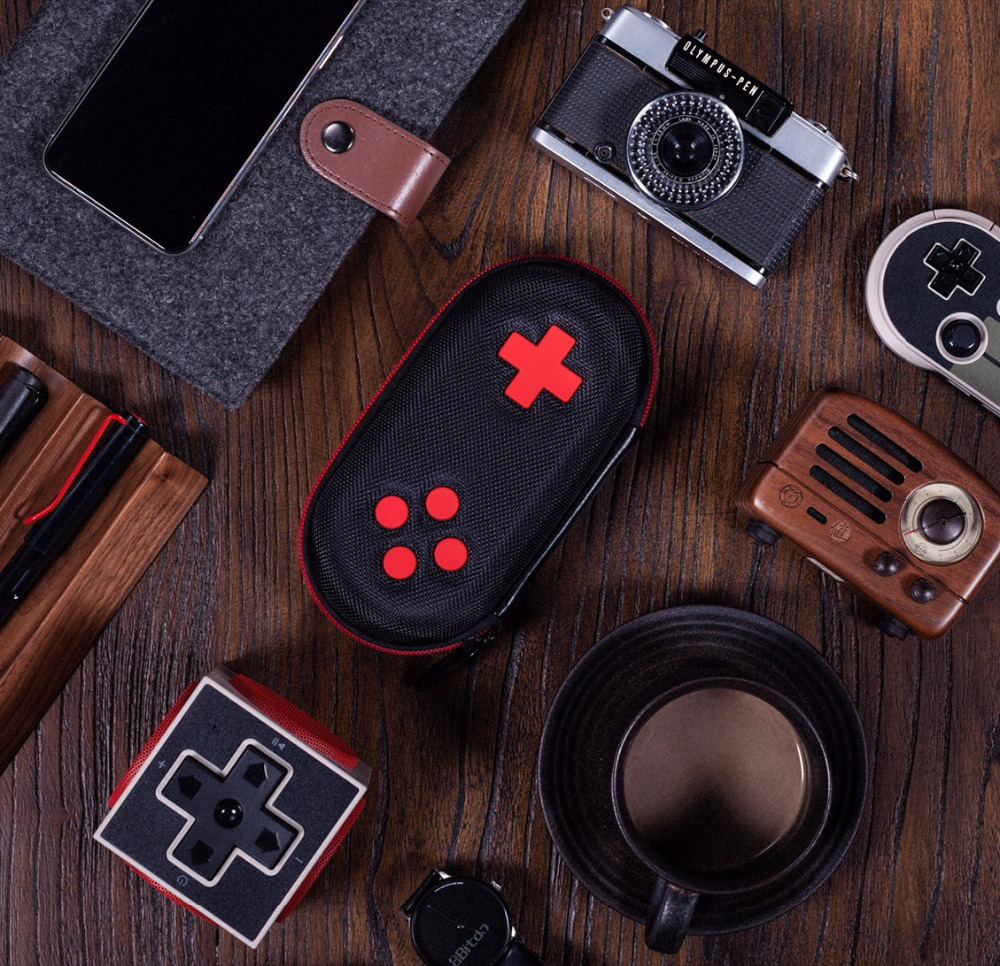 8BitDo Classic Controller Gamepad Travel Case Protection Bag 12