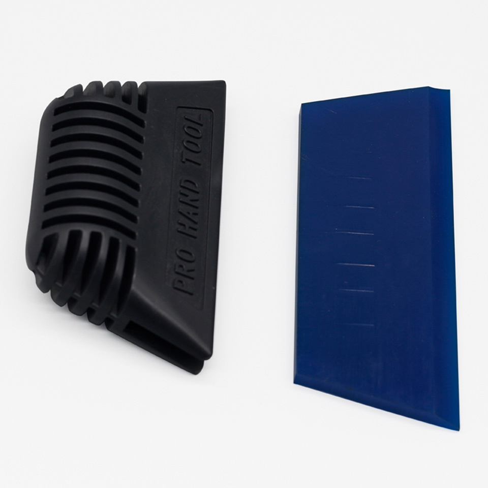 Image 3 - New Tint Scraper 12cm Rubber Strip Squeegee Professional Tinting Tools For Window Film Installation MO 250X-in Car Stickers from Automobiles & Motorcycles