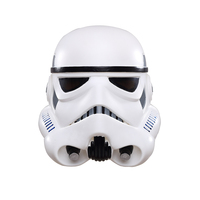 Star Wars White Soldier Cosplay Helmet The Force Awakens Stormtrooper Helmet Mask Star Wars Helmet Halloween Party Mask