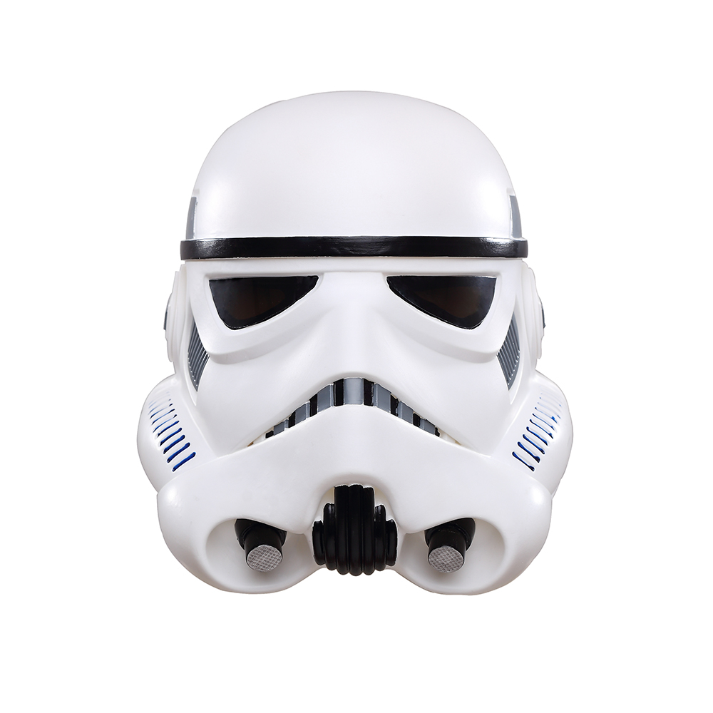 Star Wars White Soldier Cosplay Helmet The Force Awakens Stormtrooper Helmet Mask Star Wars Helmet Halloween Party Mask star wars stormtrooper helmet cosplay mask figure collectible model toy 1 1