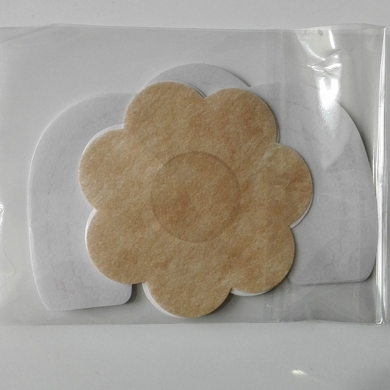 Nipple Cover 3 Style Invisible Strapless backless bra pad 1