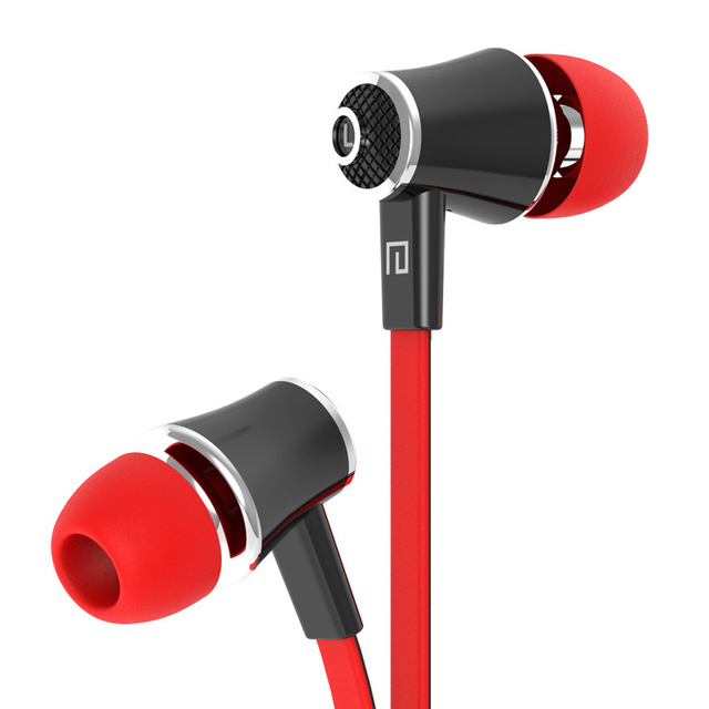 Earbuds PU21S 3.5mm In-ear Earphone Headsets Super Bass with Mic for mobile phone iPhone Mi MP3/MP4 for Iphone for Andriod MP4