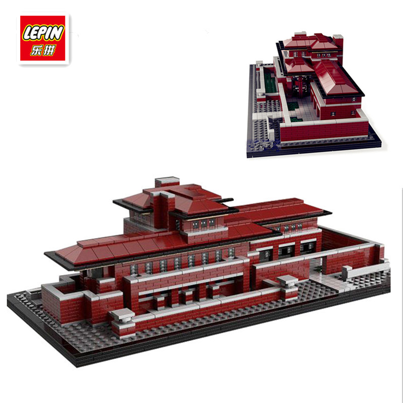 IN STOCK LEPIN 17007 2326Pcs Genuine Architectures