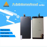 Axisinternational LCD Screen Display Touch Digitizer For ZTE Nubia Z7 Mini NX507J Black Free Shipping