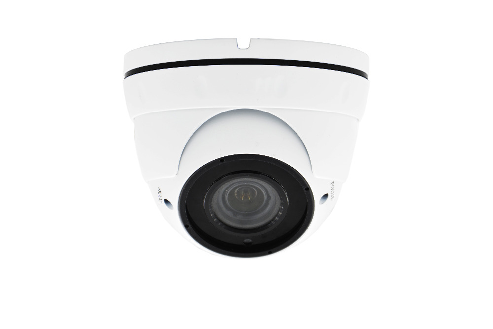 Security CCTV 2.8-12MM LENS 2MP Starlight WDR Varifocal Lens IP Dome Camera POE security cctv 2 8 12mm lens 5mp varifocal lens ir dome ip camera poe