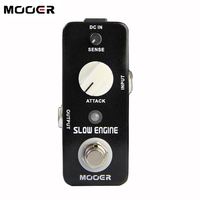 Mooer New Effect Pedal Slow Engine Sound Like A Violin Free Shipping Wholesale