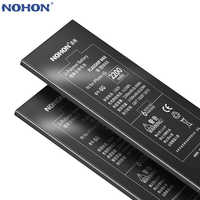 NOHON For iPhone 6 6G 7 7G 8 8G 5 5G 4 4G Phone Battery iPhone5 iPhone6 iPhone7 Replacement Batteries Lithium Polymer Free Tools