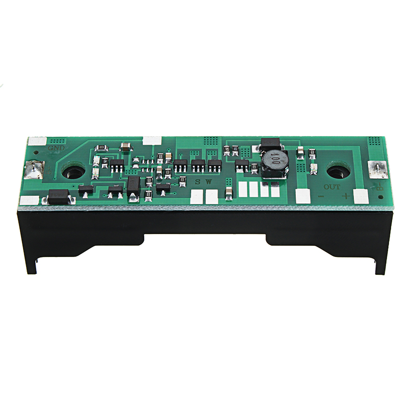 NEW 12V Charging UPS Uninterrupted Protection Integrated Board 18650 Lithium Battery Boost Module