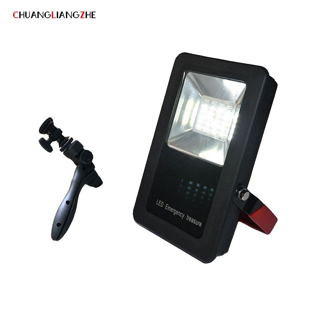 CHENGLIANGZHE LED Projecteur Travail D'entretien Lumières CREE XPE Portable Portable Éclairage Projecteurs Étanche 2400 Lumens