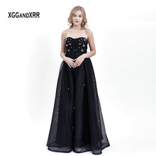 XGGandXRR Elegant Sweetheart Long Prom Dress Dress 2019