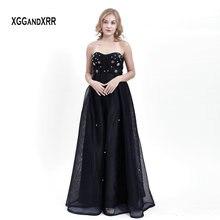 XGGandXRR Elegant Sweetheart Long Prom Dress Dress 2019