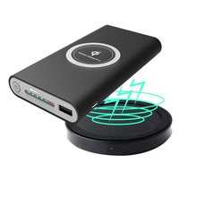 Portable 10000mAh DIY Power Bank 2 in 1