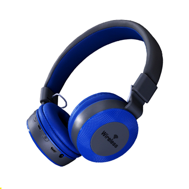 MS551 Bluetooth Headphone Support 32G TF Card FM Radio Wireless Headphones With Mic Headsets For Xiaomi iPhone PC MP3 ks 508 mp3 player stereo headset headphones w tf card slot fm black