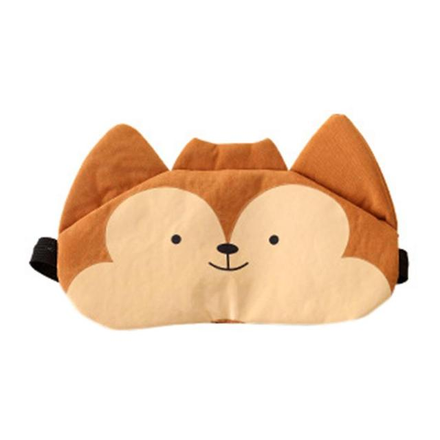 Cute Soft Padded Sleep Mask