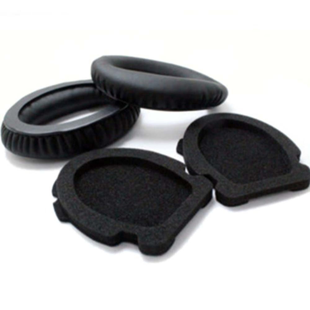 Earphone Accessories 1 Pair Earpads Comfortable Ear Cushion Pad Cover For BOSE Aviation Headset X A10 A20 Headphone