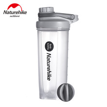 Naturehike Outdoor 700ml Sports Bottle Portable Fitness Milkshake Mixing Cup Running Kettle NH19SJ003