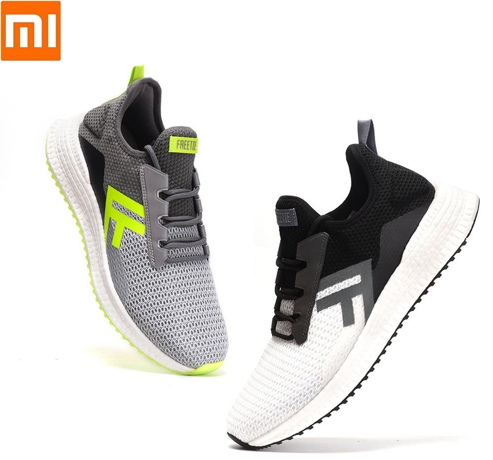 Xiaomi FREETIE Clouds Cross Casual Sneakers Breathable ETPU midsole Shock absorption anti-skid Sports Running outdoor ShoeXiaomi FREETIE Clouds Cross Casual Sneakers Breathable ETPU midsole Shock absorption anti-skid Sports Running outdoor Shoe